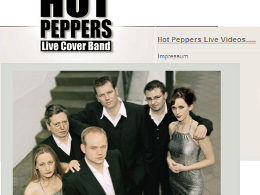Hot Peppers Cover Band